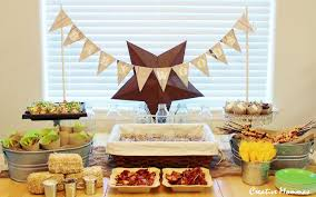 country baby shower ideas i heart pears country themed baby shower