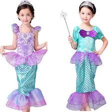 Princess Ariel Halloween Costume Princess Ariel Dress Promotion Shop Promotional Princess Ariel