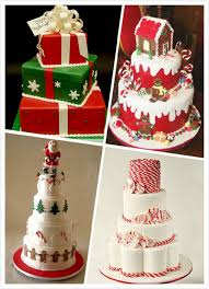 christmas wedding cake ideas design u2013 oosile