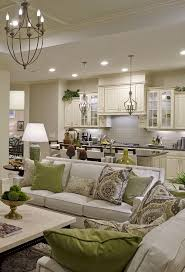 Images About Kitchen On Pinterest L Shaped Designs Shape And Green Sanibel Model Living Room Kitchen Living Room Layout New Main
