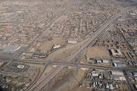 Interstate 19 Wikipedia File Albuquerque Aerial I 40 East From Juan Tabo Blvd Ne Jpg
