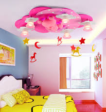 Modern Ceiling Light Kids Bedroom Bulb Light Fittings Led Lamp - Lights for kids room