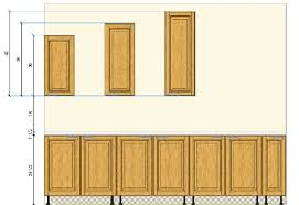 kitchen base cabinets size kitchen cabinet sizes concord carpenter