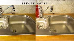how to keep stainless steel sink shiny how to disinfect clean and shine your stainless steel kitchen sink