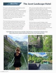 juvet landscape hotel twist family travel magazine by walking on media llc issuu