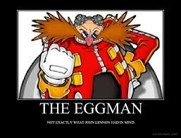 Eggman Meme - eggman gives the finger by shadz the fox on deviantart