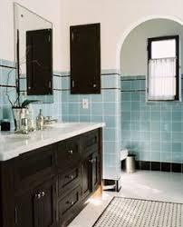 Blue And Black Bathroom Ideas by Bath Week Reviving Retro Style In A Modern Bathroom Base