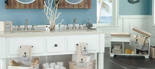 coastal themed bathroom coastal