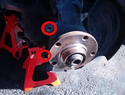 audi q7 brake pad replacement a4 b5 front brake pads rotors replacement diy with pics