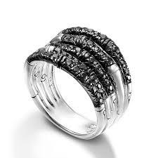 black sapphire rings images John hardy bamboo black sapphire lava wide ring jpg