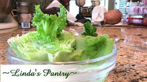 Vegetables You Can Regrow by Regrow Lettuce Update With Linda U0027s Pantry Youtube