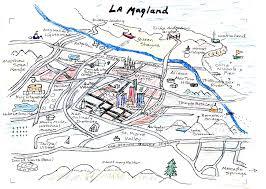 La City Map Citydig Librarian Glen Creason Maps Utopian U201cla Magland U201d Los