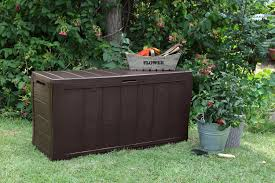 Keter Plastic The Best Plastic Garden Storage Boxes Sheds And Cupboards