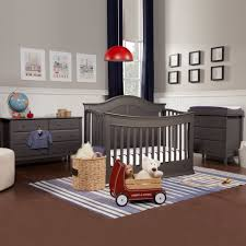 Convertible Crib Nursery Sets Dresser Davinci Meadow 3 Nursery Set 4 In 1 Convertible
