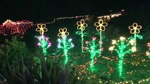 botanical gardens fort bragg ca festival of lights mendocino botanical garden festival of lights youtube