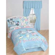 Minnie Bedroom Set by 23 Best Mickey U0026 Minnie Bedding Images On Pinterest Disney