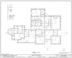 floor plan survey olana u2013 basement floor plan drawn by kurt kucsma u2013 historic