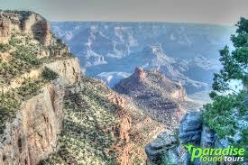 grand canyon south rim vs west rim