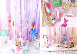 candyland party kara s party ideas glittery christmas candy land sweet shop girl boy