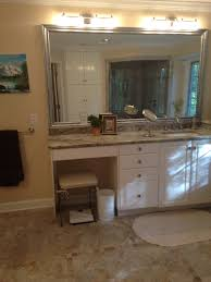 bathroom counter replacement charlotte1 jpg