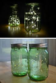 mason jar outdoor lights diy garden lighting ideas