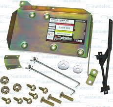 dual battery tray system nissan gu patrol 4 2tdi btgu4 2tdi 1 piranha