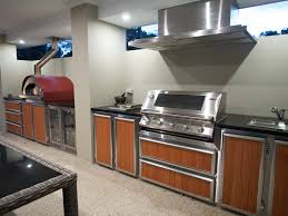 custom stainless steel kitchens barbecue bazaar