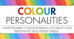 color personality test personality test yours with this infographic