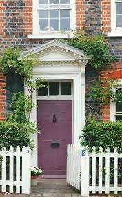 door paint brinjal farrow u0026 ball beckoning entrys pinterest