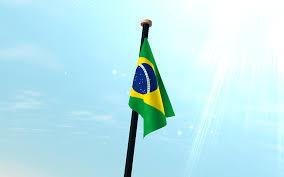 The Flag Of Brazil Brazil Flag 3d Free Wallpaper Android Apps On Google Play