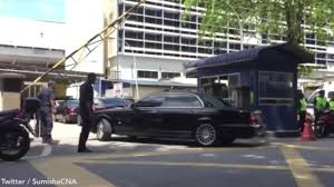 murdered rolls royce kim jong nam murder photo shows north korean exile moments from