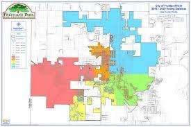 Florida City Map City Maps City Of Fruitland Park Florida