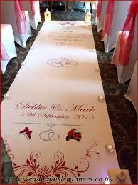 personalized wedding aisle runner wedding carpet runners uk carpet vidalondon
