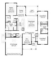 Best House Images On Pinterest House Floor Plans Dream - Smart home design plans