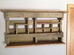 Reclaimed Wood Bookshelf Custom Reclaimed Wood Shelves U0026 Cubbies By Live Edge Woodcrafts