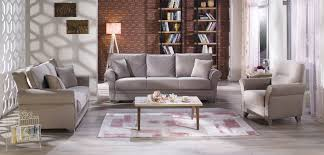 Istikbal Living Room Sets Convertible Living Room Set In Grey By Istikbal
