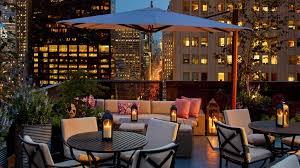 Top 10 Rooftop Bars New York New York Rooftop Bar Salon De Ning The Peninsula New York