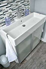 Trough Sink For Bathroom by Why Install A Trough Sink Dreamweave Bamboo Bliss