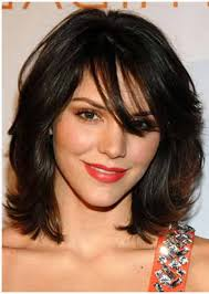 medium length layered hairstyles round faces over 50 50 indian hairstyles for round faces indian hairstyles bangs