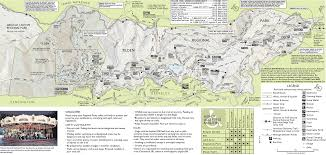 San Francisco State University Map by Tilden Regional Park