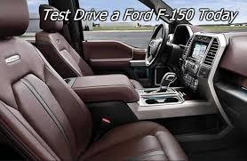 ford f 150 king ranch vs platinum trims