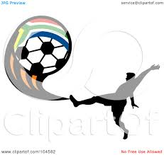 soccer player silhouette clipart panda free clipart images