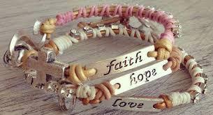 faith bracelets crafted faith bracelets 13 shipped my frugal