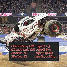 schedule monster jam