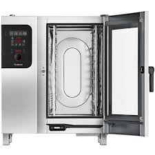 convotherm c4ed10 10eb half size electric combi oven with easydial