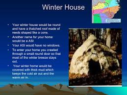 Winter House Cherokee