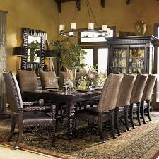 magnificent tommy bahama home kingstown extendable dining table