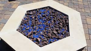 Firepit Rocks Pits Designed By Az Living Landscape Call 480 390 4477