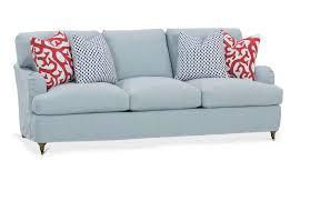 Sofa Throw Slipcovers by Brooke Slipcover Sofa By Robin Bruce