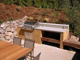 interior fetching images of simple outdoor kitchen for your